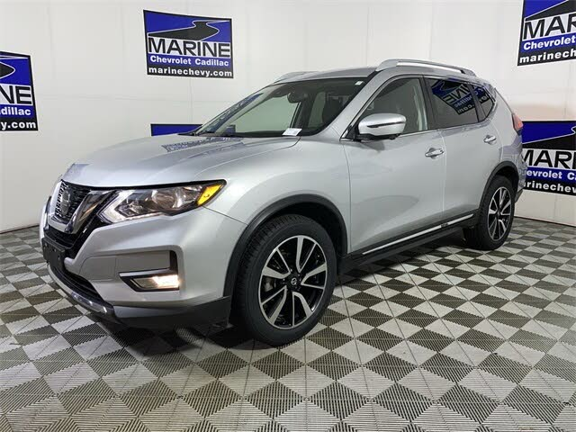 Used 2021 Nissan Rogue For Sale With Photos Cargurus