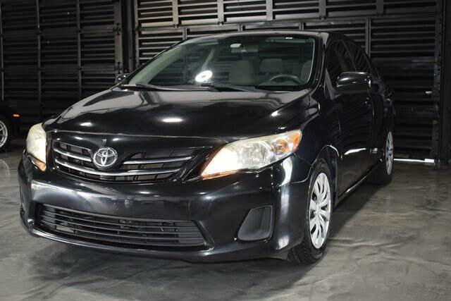 2013 Toyota Corolla LE Special Edition