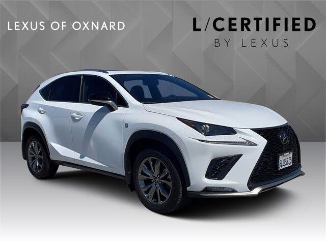2020 Lexus NX 300 F Sport FWD