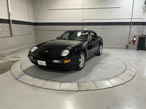 1994 Porsche 968 2 Dr STD Convertible