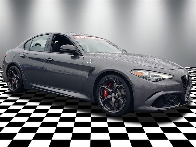 2020 Alfa Romeo Giulia Quadrifoglio RWD