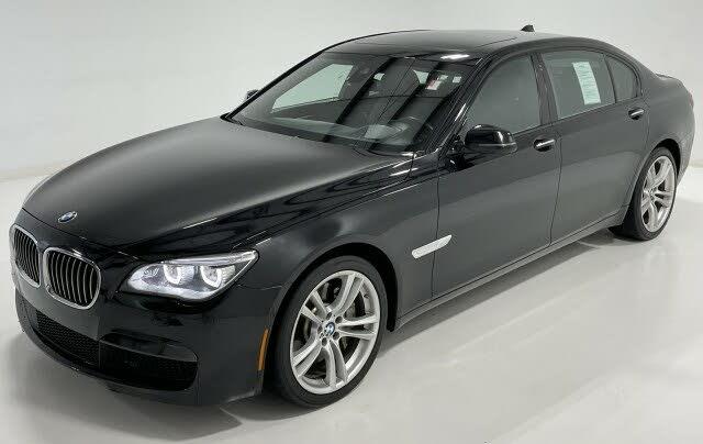 2015 BMW 7 Series Alpina B7 xDrive LWB AWD