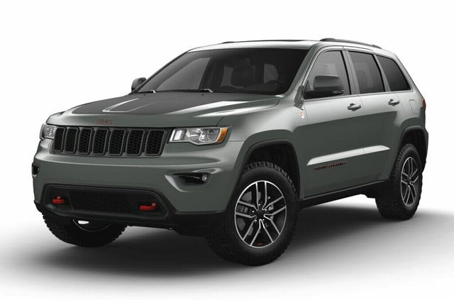 2021 Jeep Grand Cherokee Trailhawk 4WD