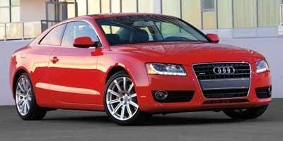 2011 Audi A5 2.0T quattro Premium Coupe AWD