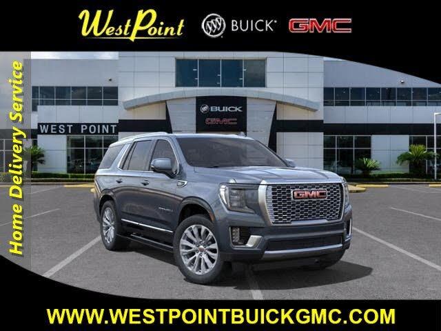 2021 GMC Yukon Denali 4WD