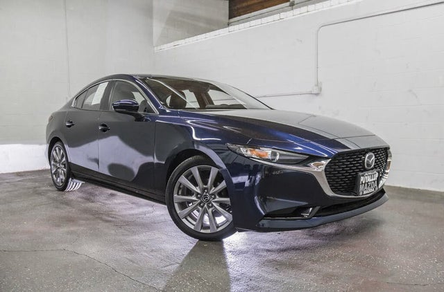2019 Mazda MAZDA3 Select Sedan FWD