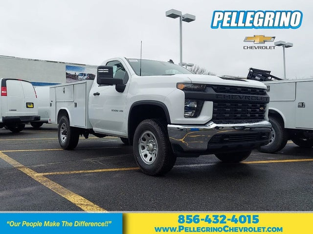 2021 Chevrolet Silverado 3500HD Chassis Work Truck 4WD