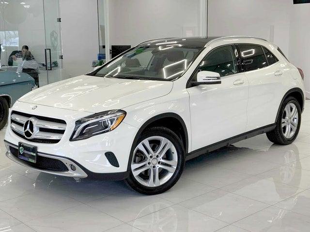 2015 Mercedes-Benz GLA-Class GLA 250 4MATIC