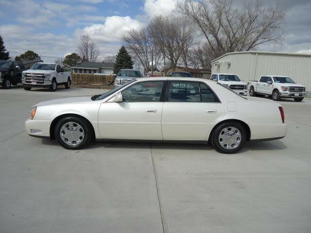 2002 Cadillac DeVille DHS Sedan FWD