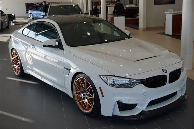 2016 BMW M4 GTS Coupe RWD