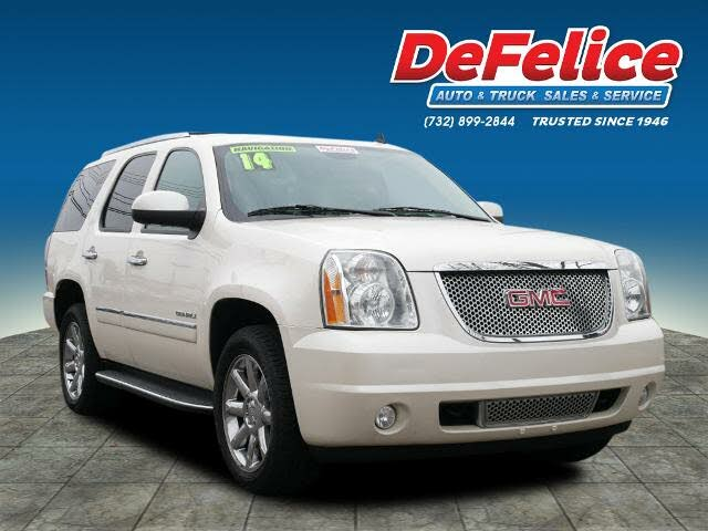 2014 GMC Yukon Denali AWD