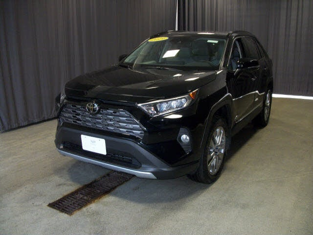 2019 Toyota RAV4 Limited AWD