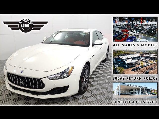 2018 Maserati Ghibli S 3.0L