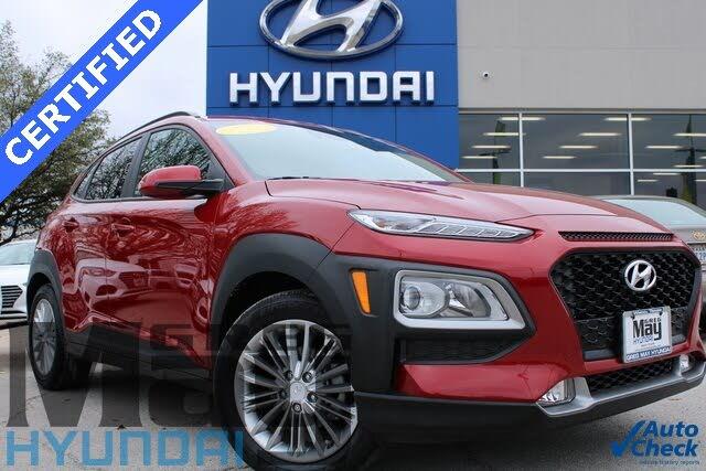 2020 Hyundai Kona SEL Plus FWD