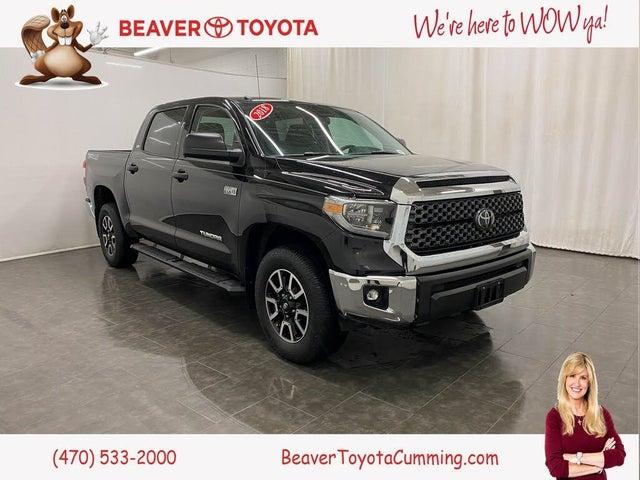 2018 Toyota Tundra SR5 CrewMax 5.7L 4WD
