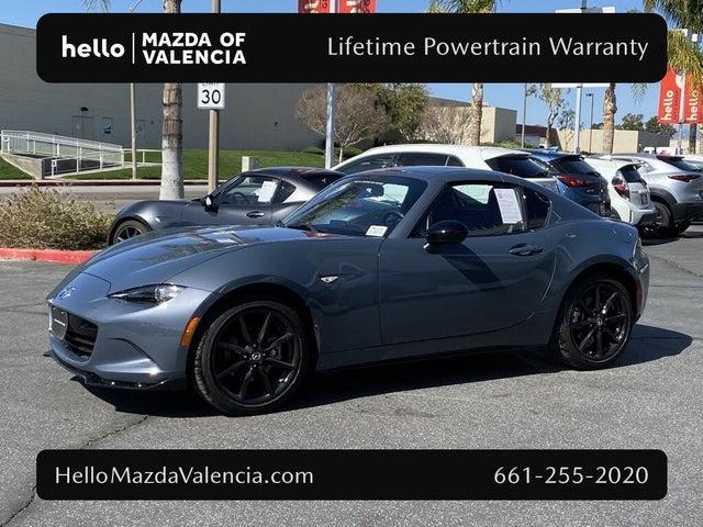 2020 Mazda MX-5 Miata RF Club RWD