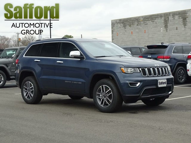 2021 Jeep Grand Cherokee Limited 4WD