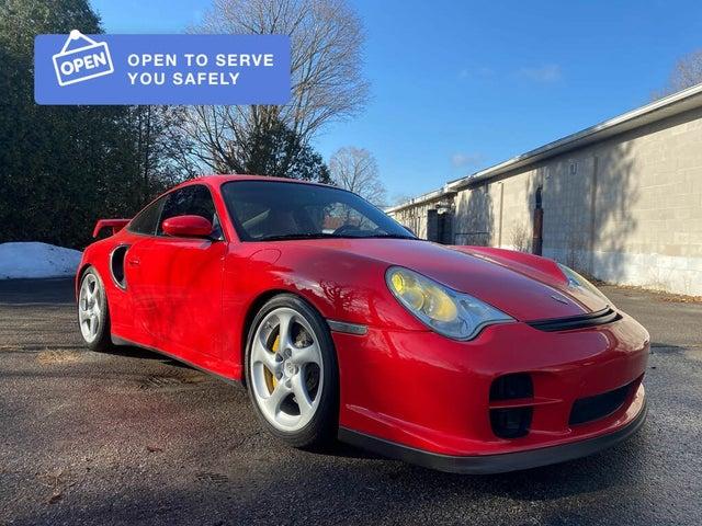 2002 Porsche 911 GT2 Turbo