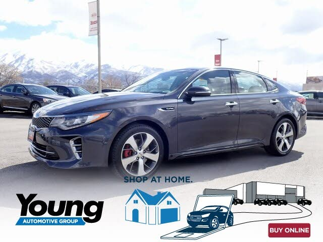 2017 Kia Optima SX Turbo