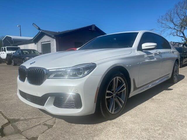 2016 BMW 7 Series 750i RWD