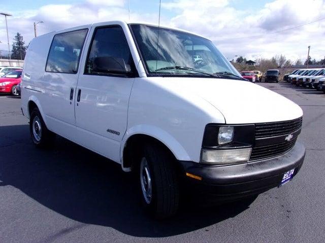 1997 Chevrolet Astro Cargo Extended RWD