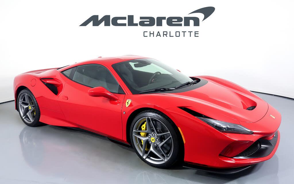 Used 2020 Ferrari F8 Tributo For Sale Right Now Cargurus