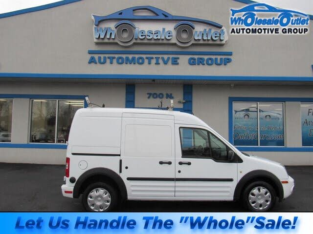 2013 Ford Transit Connect Cargo XLT FWD