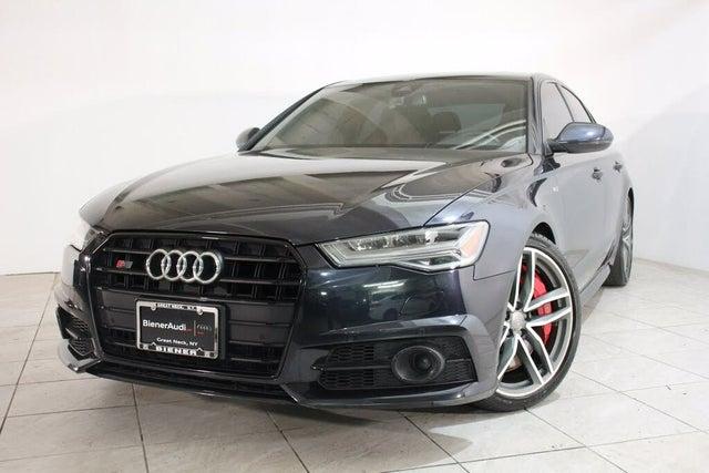 2018 Audi S6 4.0T quattro Premium Plus Sedan AWD