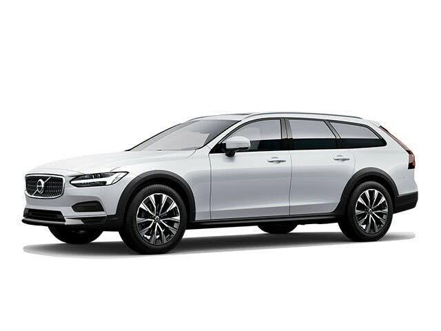 2021 Volvo V90 T6 AWD
