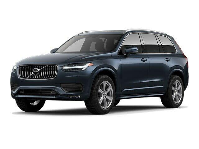 2021 Volvo XC90 T6 Momentum 6-Passenger AWD