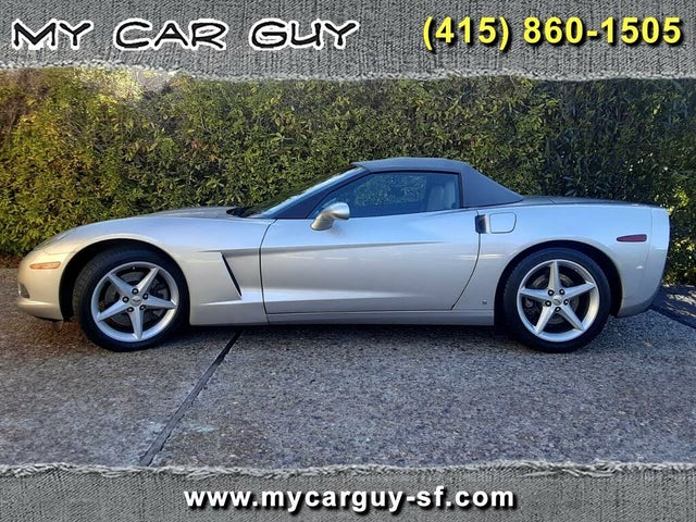 2007 Chevrolet Corvette Convertible RWD