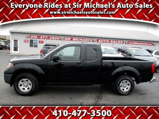 2016 Nissan Frontier S King Cab