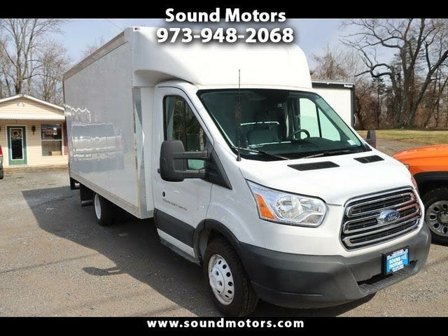 2019 Ford Transit Chassis 350 HD 9950 GVWR Cutaway DRW FWD