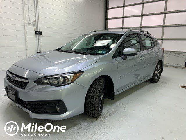 2020 Subaru Impreza 2.0i Premium Hatchback AWD