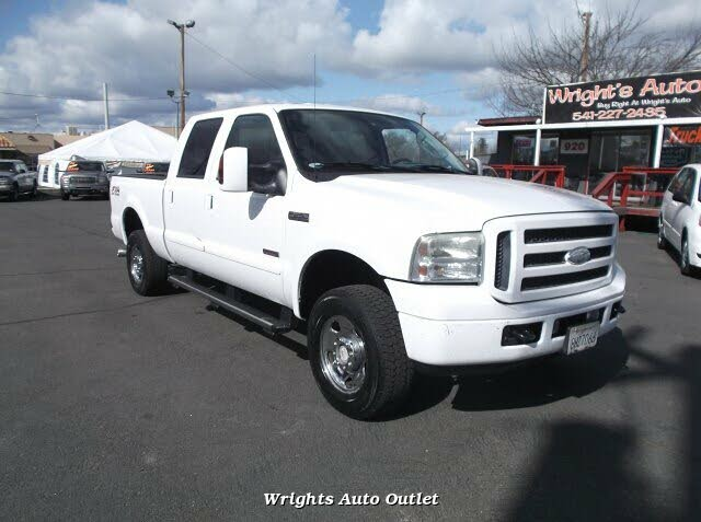 2007 Ford F-250 Super Duty XLT Crew Cab 4WD