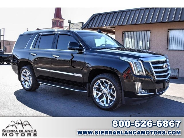 Used 2018 Cadillac Escalade 4wd For Sale Right Now Cargurus