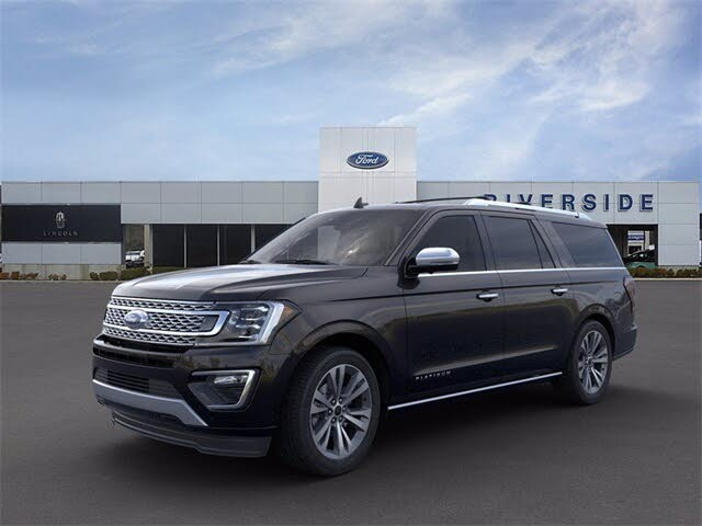 2021 Ford Expedition MAX Platinum RWD