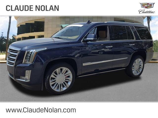 2019 Cadillac Escalade Platinum 4WD
