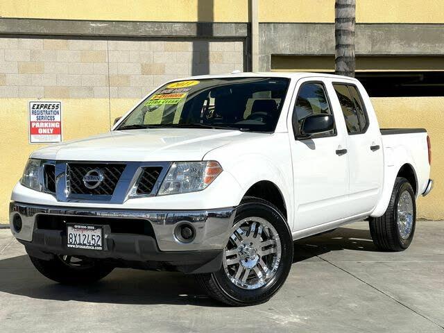 2011 Nissan Frontier S Crew Cab