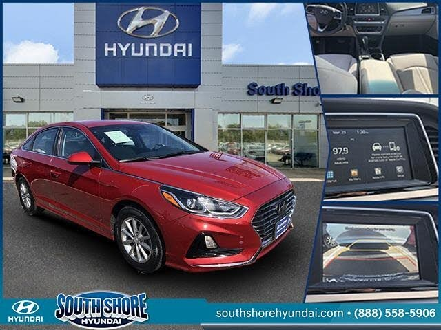 2018 Hyundai Sonata SE FWD