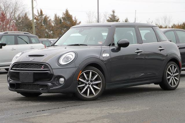2019 MINI Cooper S 4-Door Hatchback FWD