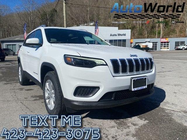 2021 Jeep Cherokee Latitude 4WD