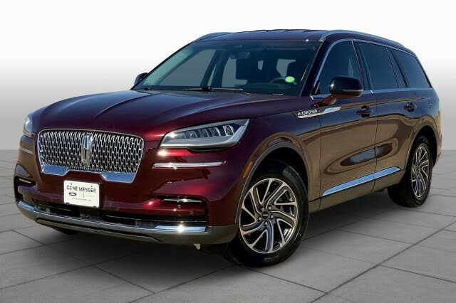 2021 Lincoln Aviator AWD