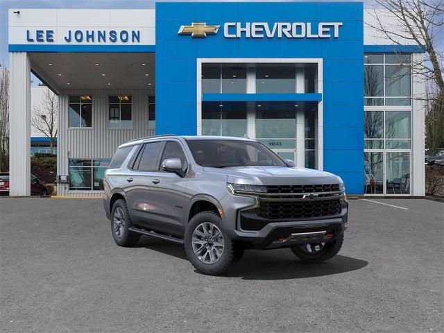 2021 Chevrolet Tahoe Z71 4WD