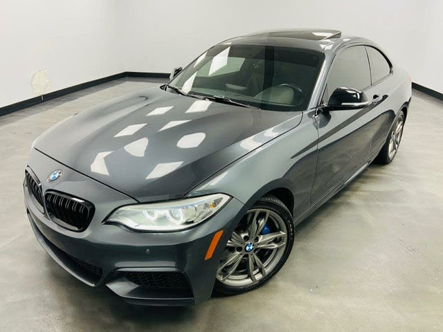 2015 BMW 2 Series M235i Coupe RWD
