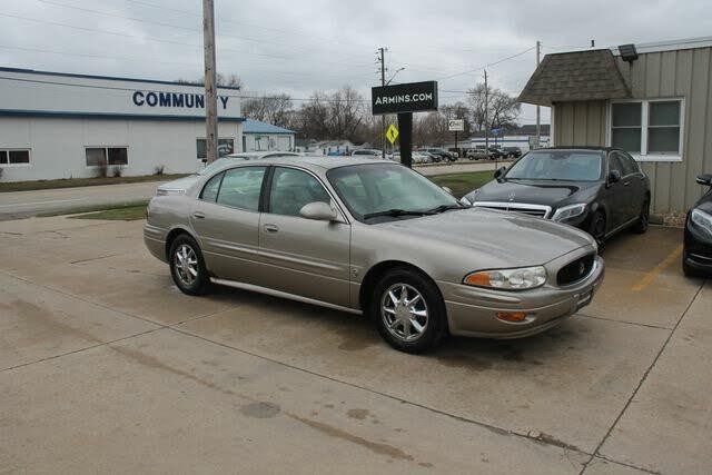2004 Buick LeSabre Limited Sedan FWD