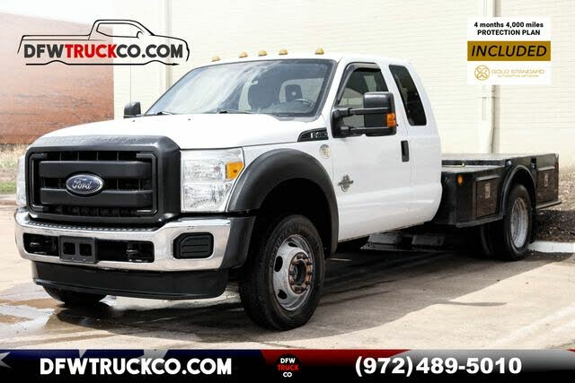 2016 Ford F-450 Super Duty Chassis