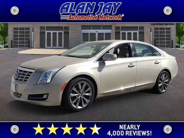 2015 Cadillac XTS FWD