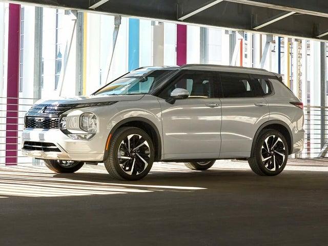 2022 Mitsubishi Outlander ES AWD