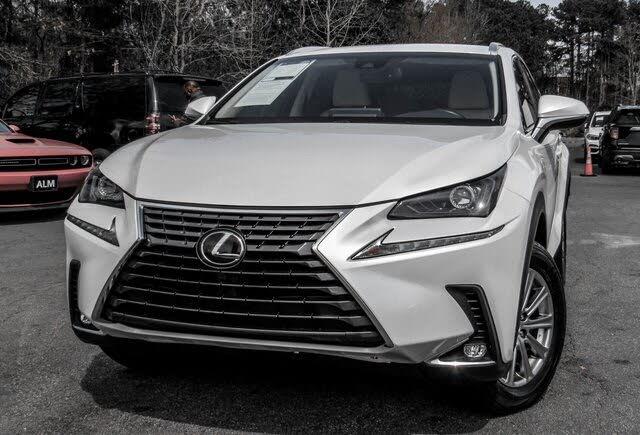 2018 Lexus NX 300 FWD